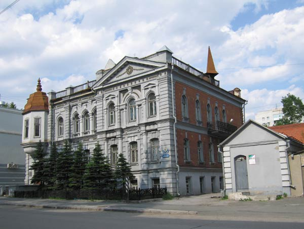 Отель «Метрополь» (Новосибирск, улица Революции,4)
