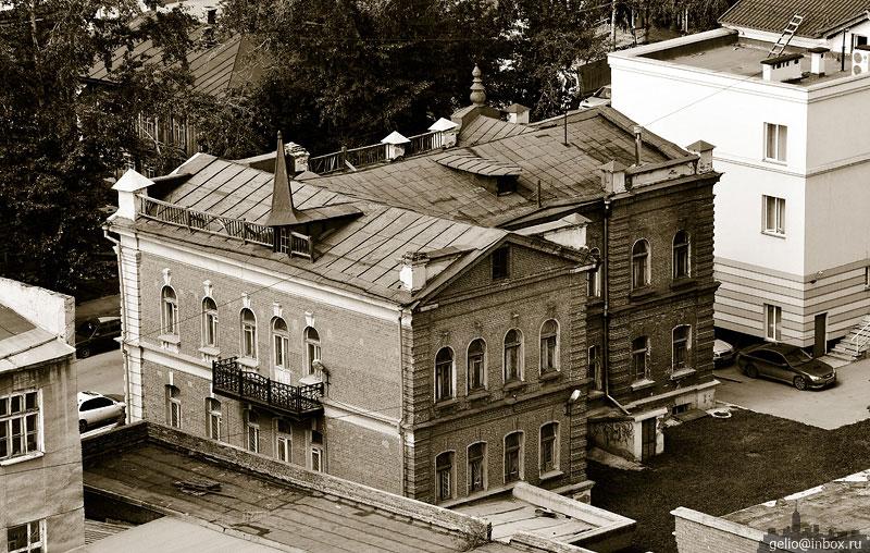 Отель «Метрополитен» (Новосибирск, улица Революции, 4). Фото: Степанов Слава