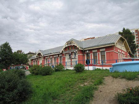 Станция новосибирск южный