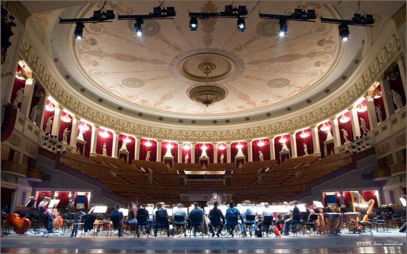 Театр Оперы и Балета: