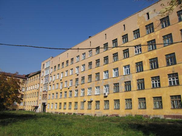 Здание строительного института