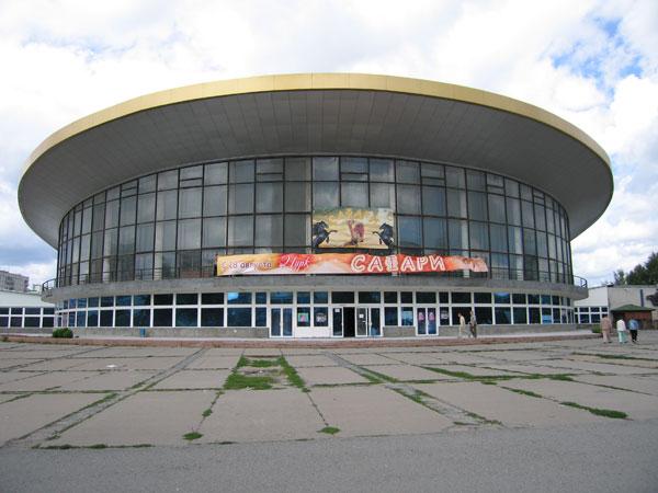 новосибирск фото цирк