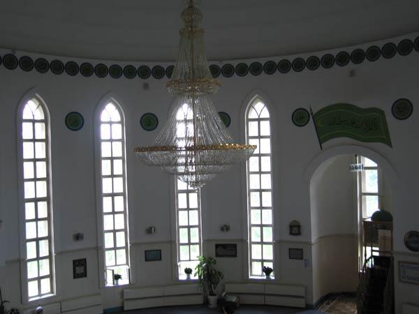 Новосибирская Соборная мечеть