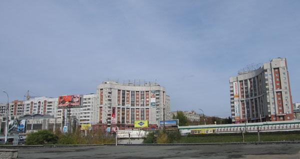 Жилые дома по ул восход новосибирск