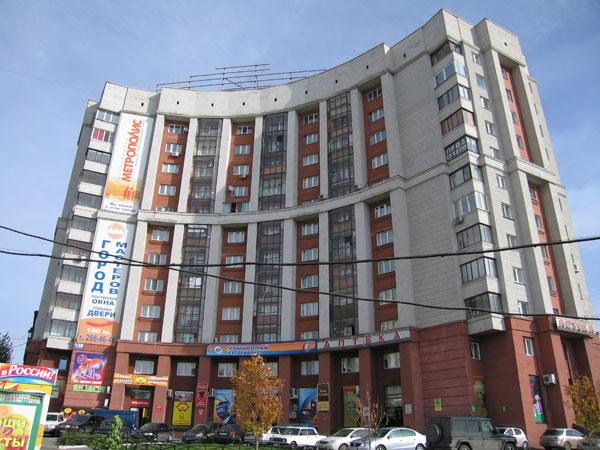 Продажа двухкомнатной квартиры, ул. Зыряновская в Новосибирске - МИР...