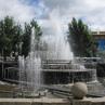 Фонтан-каскад в Первомайском сквере